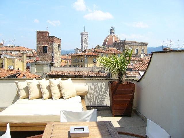 フィレンツェのホテル